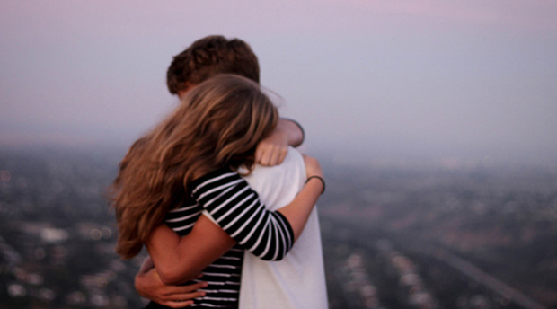 Hugging Has a Handful of Benefits