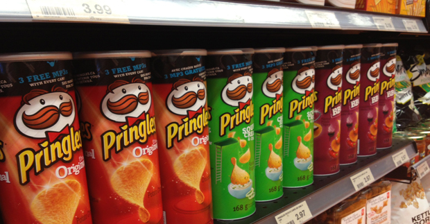Revelation of the Dangers of Pringles' Snacks