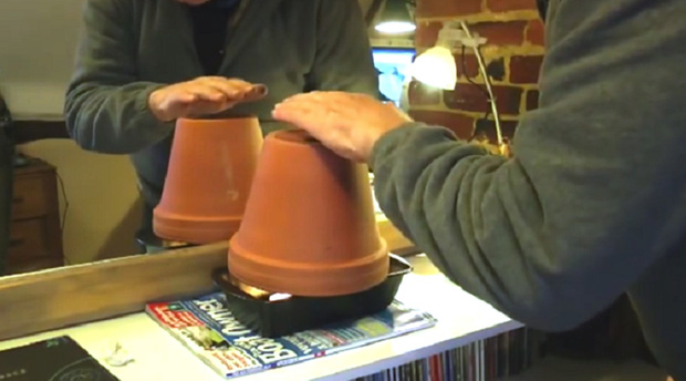 Using-A-Flowerpot-To-Save-On-The-Electric-Bills