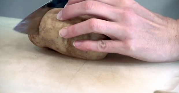 You Have Been Baking Potatoes The Wrong Way