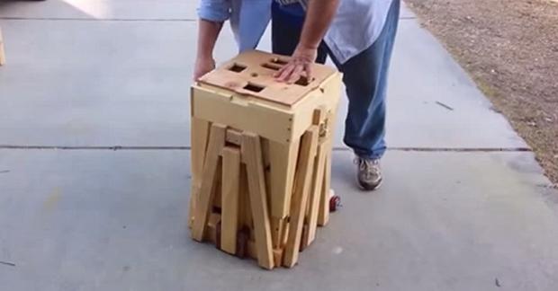It Appeared Like A Strange Box To Me